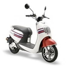Mooie scooter