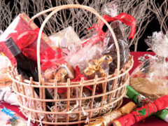 Italiaanse kerstpakketen